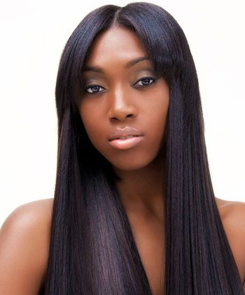 Outstanding 1000 Images About Black Weave Hairstyles Long Silky Straight On Short Hairstyles Gunalazisus
