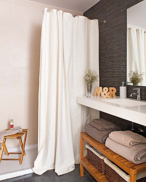 Small apartment in Barcelona with charming design