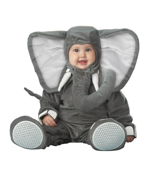 This will be my kid's first halloween costume.