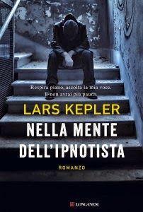 Nella mente dell'ipnotista di Lars Kepler