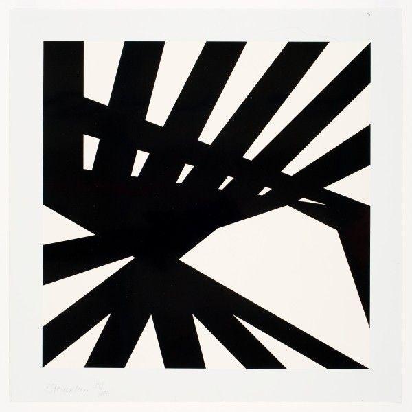 Peter Struycken/black&white