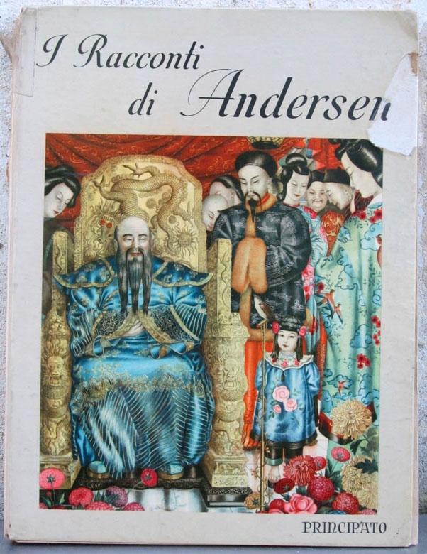 I racconti di Andersen - Illustrazioni di Davanzo - Principato Editore