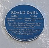 Anything by Roald Dahl. His adult short stories are full of dark humour.