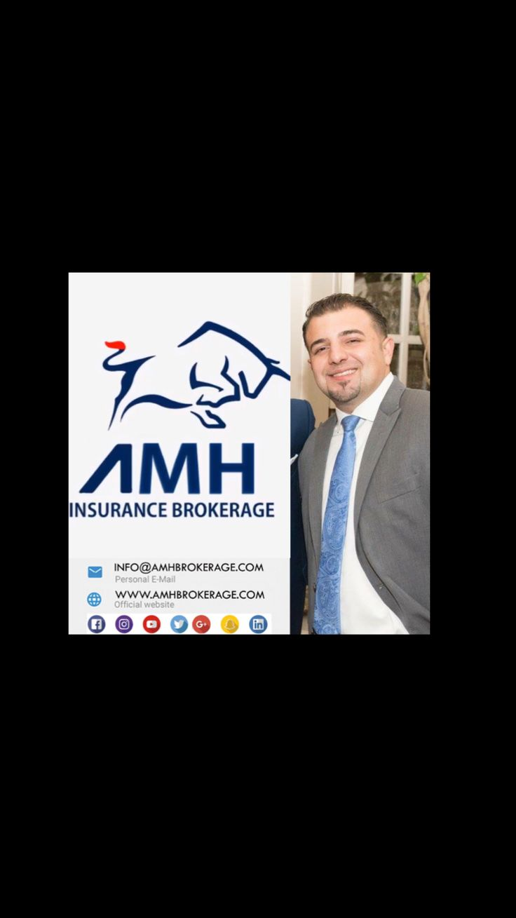 Amh insurance brokerage located in franklin lakes new