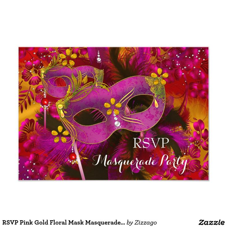 20 best Masquerade Masked Birthday Party images on Pinterest ...