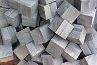 machine cut cobbles