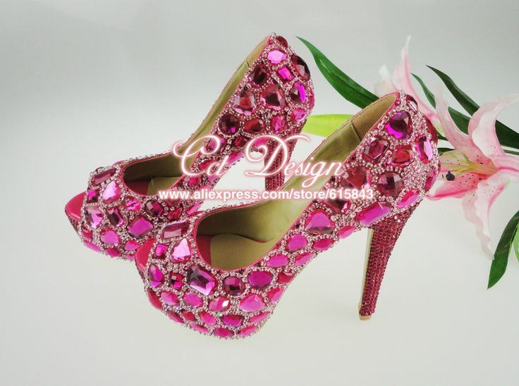 179.00$  Buy here - http://alidzb.worldwells.pw/go.php?t=1478227689 - women shoes sexy new arrival sparkly rhinestone and diamond silver yellow rose wedding shoes peeptoe high heels customized shoe