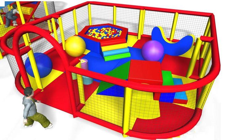 Area baby soft. Tutti i giochi all'interno sono esclusivamente realizzati con materiali secondo le norme Europee. Anti-trauma e imbottiti con spugna.