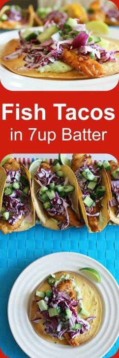 fish tacos pinterest