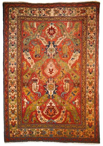 Armenian Dragon Rug Circa 1920 4 8 Quot X 6 10 Quot Lionel