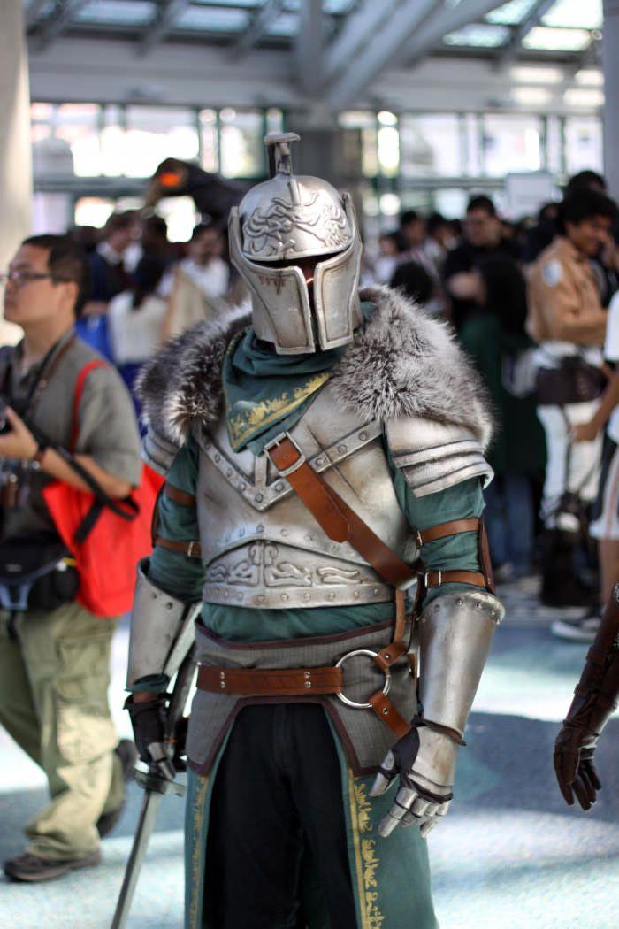 Dark Souls 2 Faraam Armor