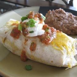 Picante Chicken Rice Burritos - Allrecipes.com