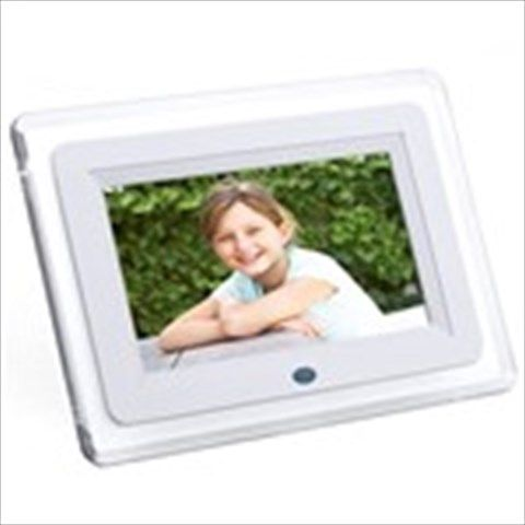 """7"""" LCD Wide Screen USB Digital Photo Picture Frame MP3 Movie Player w/ SD/ MMC Slot + Remote Control"""