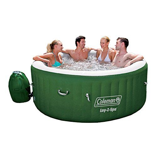 Coleman  Lay Z Spa Inflatable Hot Tub Coleman