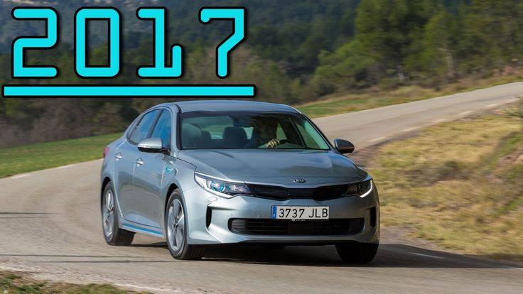 ►All New Kia Optima Plug-in Hybrid 2017 Kia Optima Plug-In Hybrid EU-Ver...