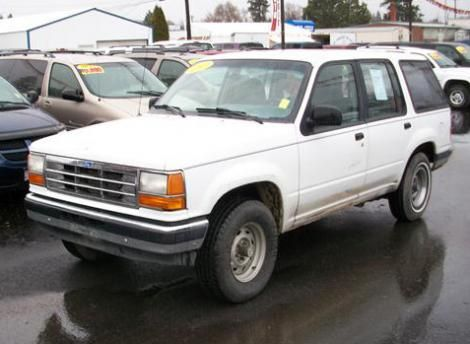 Used Ford Explorer XL for sale in Washington for only $1990 with 65k miles