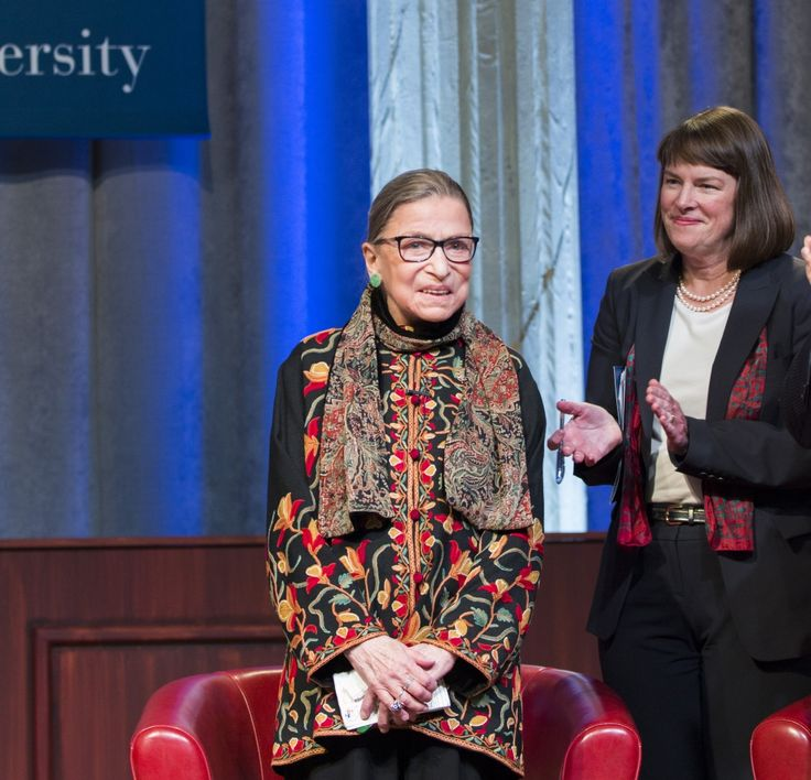 Justices Antonin Scalia and Ruth Bader Ginsburg Had an Awesome,...: Justices Antonin Scalia and Ruth Bader Ginsburg Had… #RuthBaderGinsburg