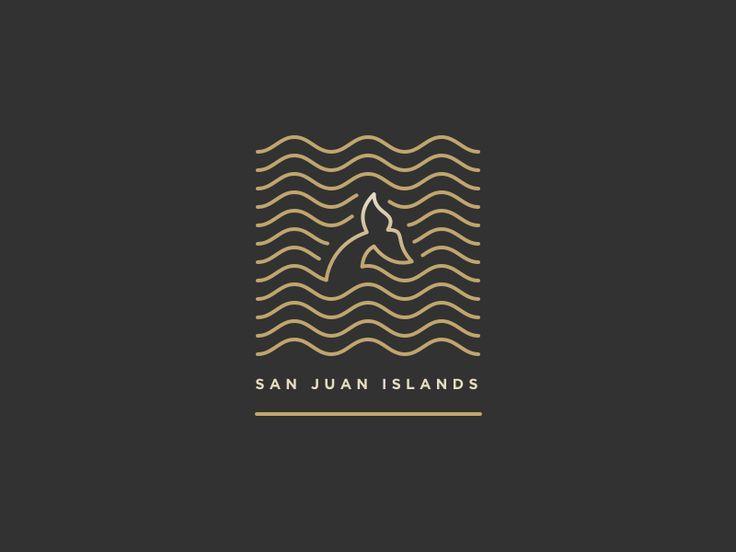 San Juan Islands Logo.