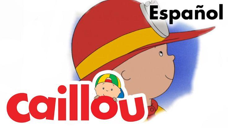 Caillou ESPAÑOL - El día de las madres  (S02E05)
