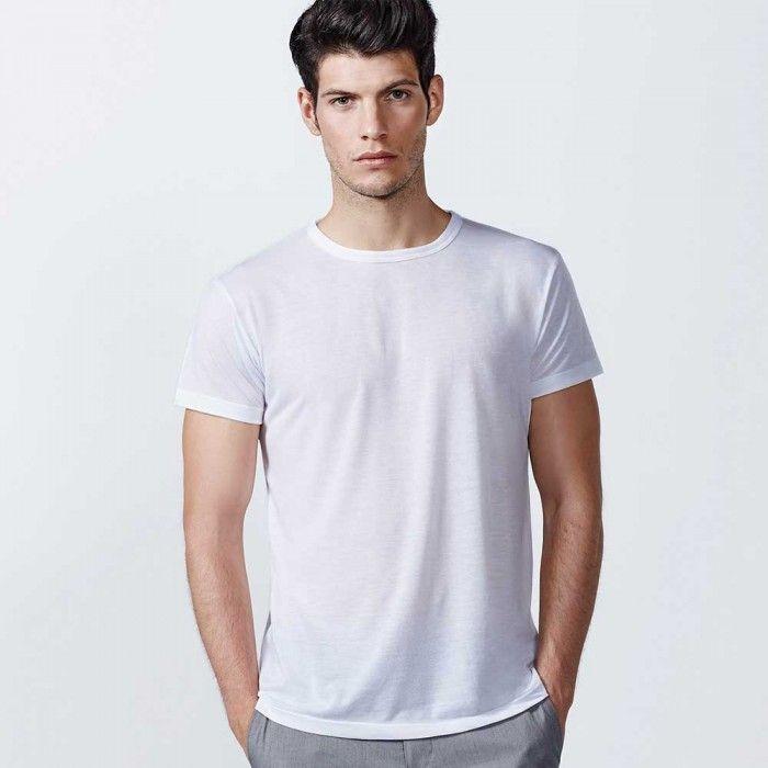 Camiseta de manga corta para hombre Sublima 7129 - Camisetas | Catálogo Roly