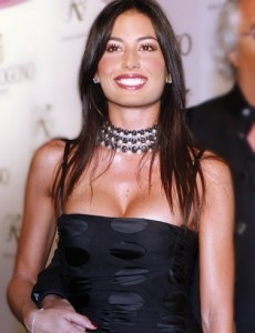 Elisabetta Gregoraci, sorriso calabrese