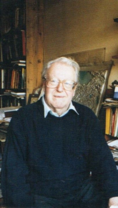 James Mellaart (Erdinç Bakla archive)