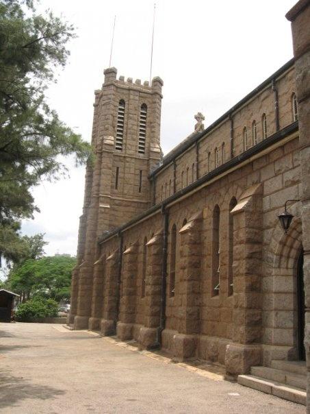Bulawayo Cathedral | Book accommodation in Bulawayo on Zimbabwe Bookers!   http://zimbabwebookers.com/reservations/bulawayo-accommodation-zimbabwe