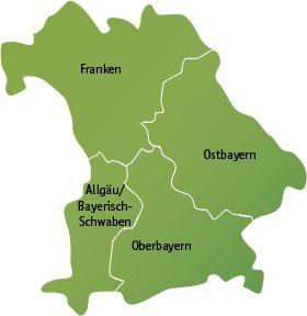 Günstig übernachten in Bayern - Die Jugendherbergen in Bayern