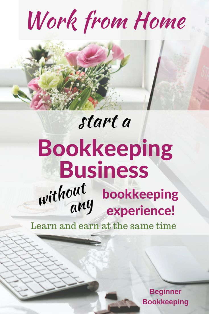 Starting A Bookkeeping Business Planning Accounting
