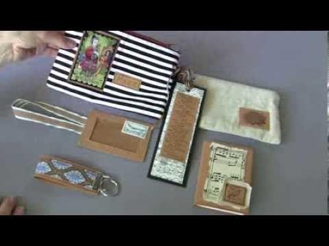 ▶ kraft•tex™ - A Kraft Paper that Performs like Fabric! - YouTube