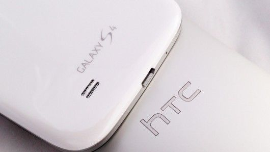 Gizmag delves deeper in comparing the Samsung Galaxy S4 and HTC One.  Yes a phone can be chic.