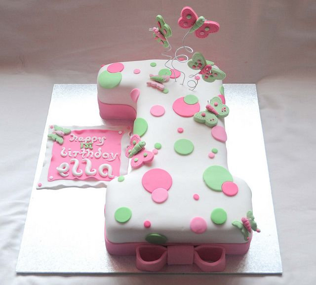 10+ images about Cakes: 1st birthday cakes on Pinterest ...
