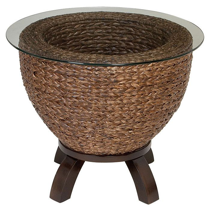 Joss And Main: Dani Wicker End Table $177
