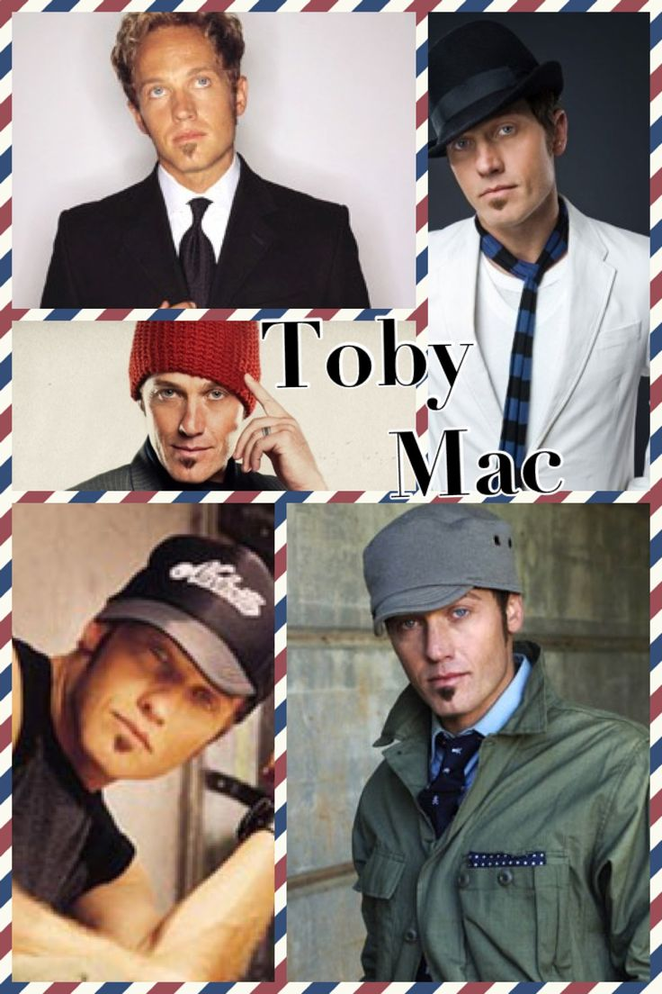 Toby Mac- He has been my favorite singer/songwriter since my childhood. His music has always been there for me, whether I wanted to rock out or rap or if I needed a word of encouragement or just sit back and worship the Creator. Thanks Toby for all you do and continue to do for God!