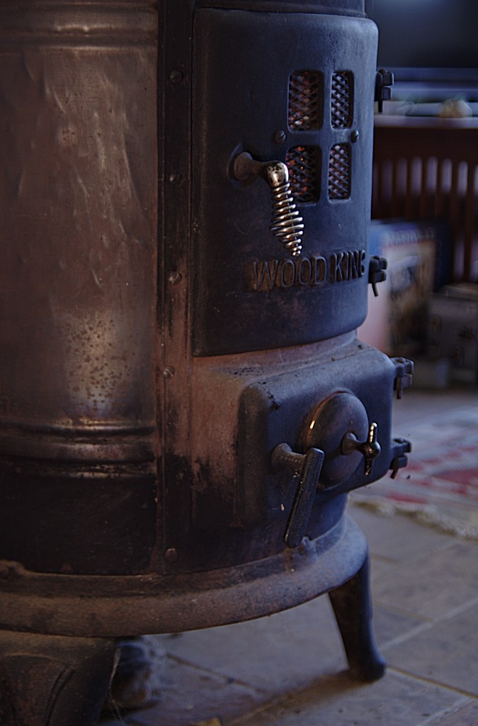 Vintage Pot Belly Stove Want This In My Cabin When I Get One