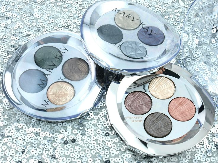 Mary Kay Winter 2016 Pure Dimensions Eye Palette: Review and ...