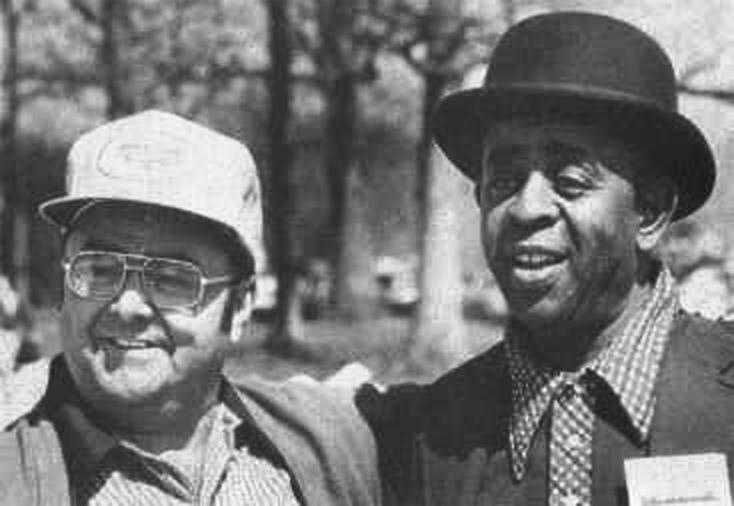George mcfarland and matthew beard spanky and stymie of the little
