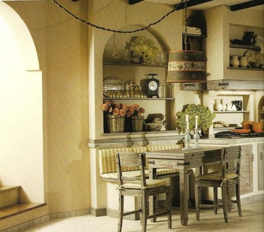16 best images about cucine country chic kitchens cuisines - Cucine shabby country ...
