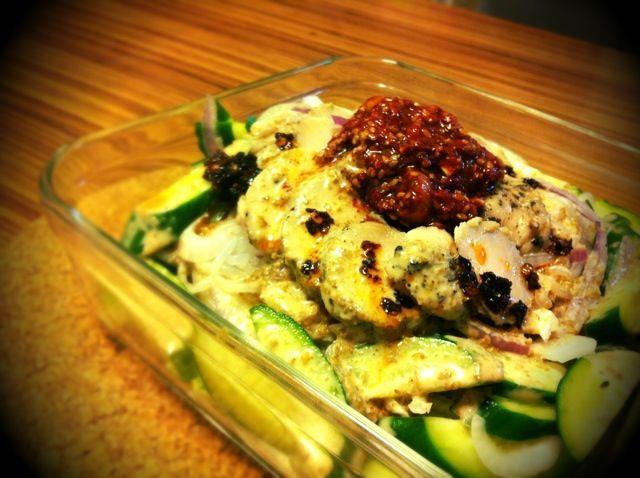 美味い♡ヘルシー - 74件のもぐもぐ - 白滝 de 冷やし汁なし担々麺♡ by mieko matsuzaki