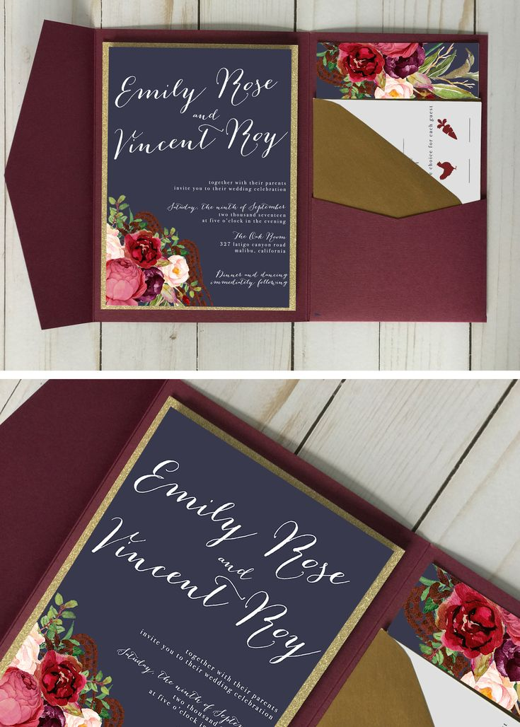 17 best ideas about navy wedding invitations on pinterest, Wedding invitations