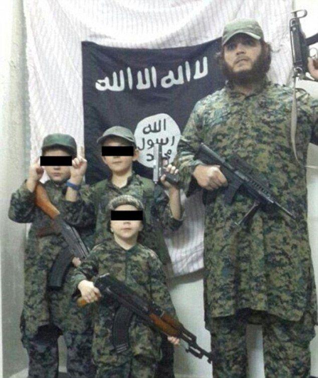 Inside Australian ISIS thug Khaled Sharrouf's Syria house