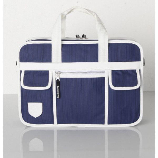 Navy Blue Shoulder Bag ($74) ❤ liked on Polyvore featuring bags, handbags, shoulder bags, navy blue purse, shoulder bag purse, shoulder handbags, navy shoulder bag and navy handbags