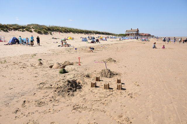 Brancaster Beach   Norfolk   UK Beach Guide