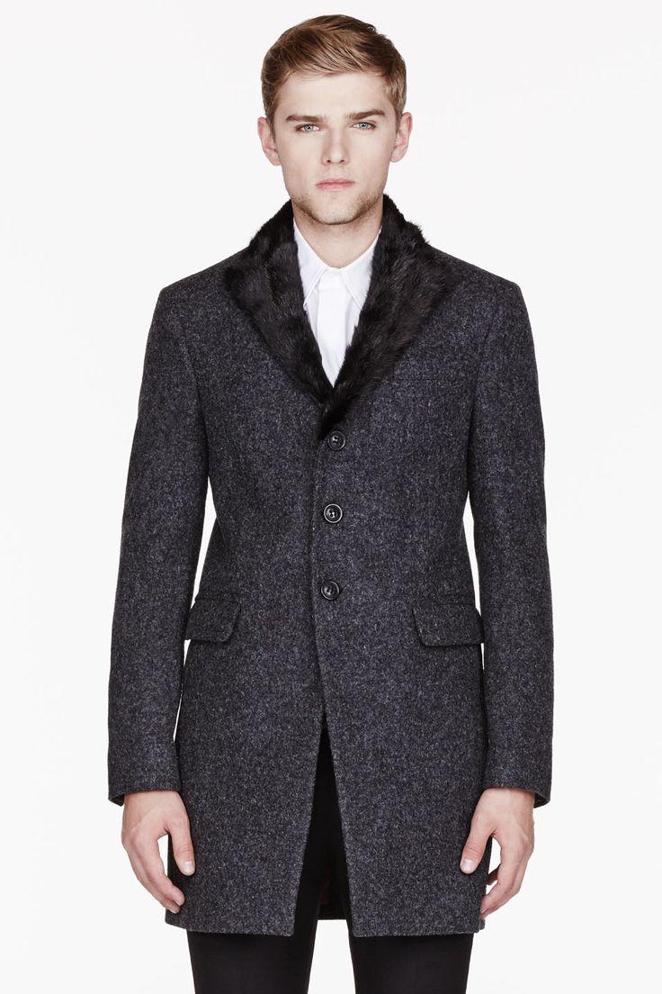 10 best Men top coats images on Pinterest | Fashion top, Long ...
