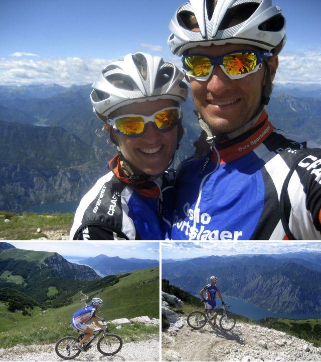 Tips til sykkelferie ved Gardasjøen