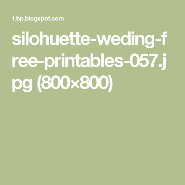 silohuette-weding-free-printables-057.jpg (800×800)