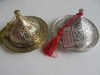 Kına Hecesi Hediyesi, Özel Lokumdanlıklar, Şık ve Elit Bir Hediye (Kubbeli) / hediye - sevgiliye hediye - kişiye özel hediye - bebek hediye - hediye sepeti