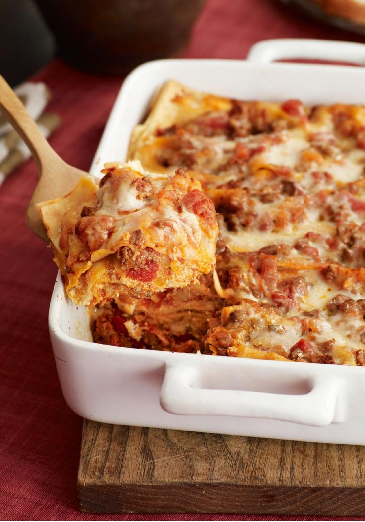 192 best lasagna recipes images on pinterest beef for Different kinds of lasagna recipes