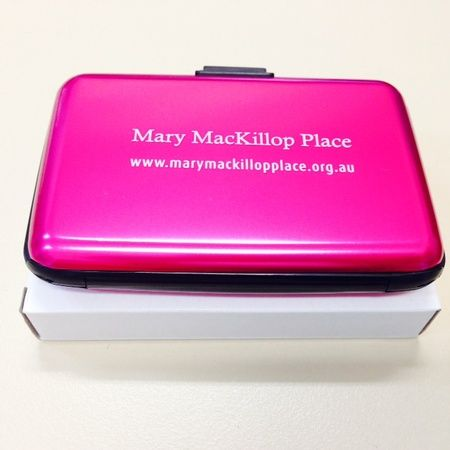 Aluminium Card Protector Wallet only $9.95 at our online store.