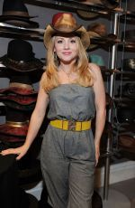 KELLY STABLES at GBK  Lifecell  Pre-oscar Lounge in West Hollywood